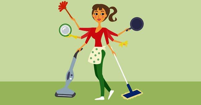 Ossessione del pulito: cosa nasconde l'ansia di aver sempre tutto pulito e in ordine?