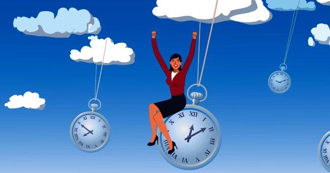 Non vivere per il domani, il tuo tempo è adesso