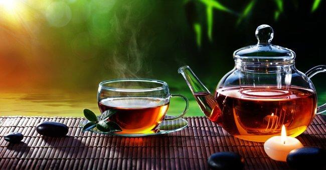 Con questo tè riduci l'accumulo di grassi