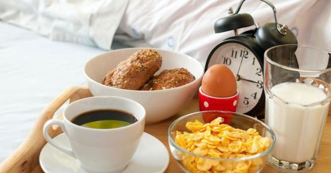 cosa fare per colazione a dieta