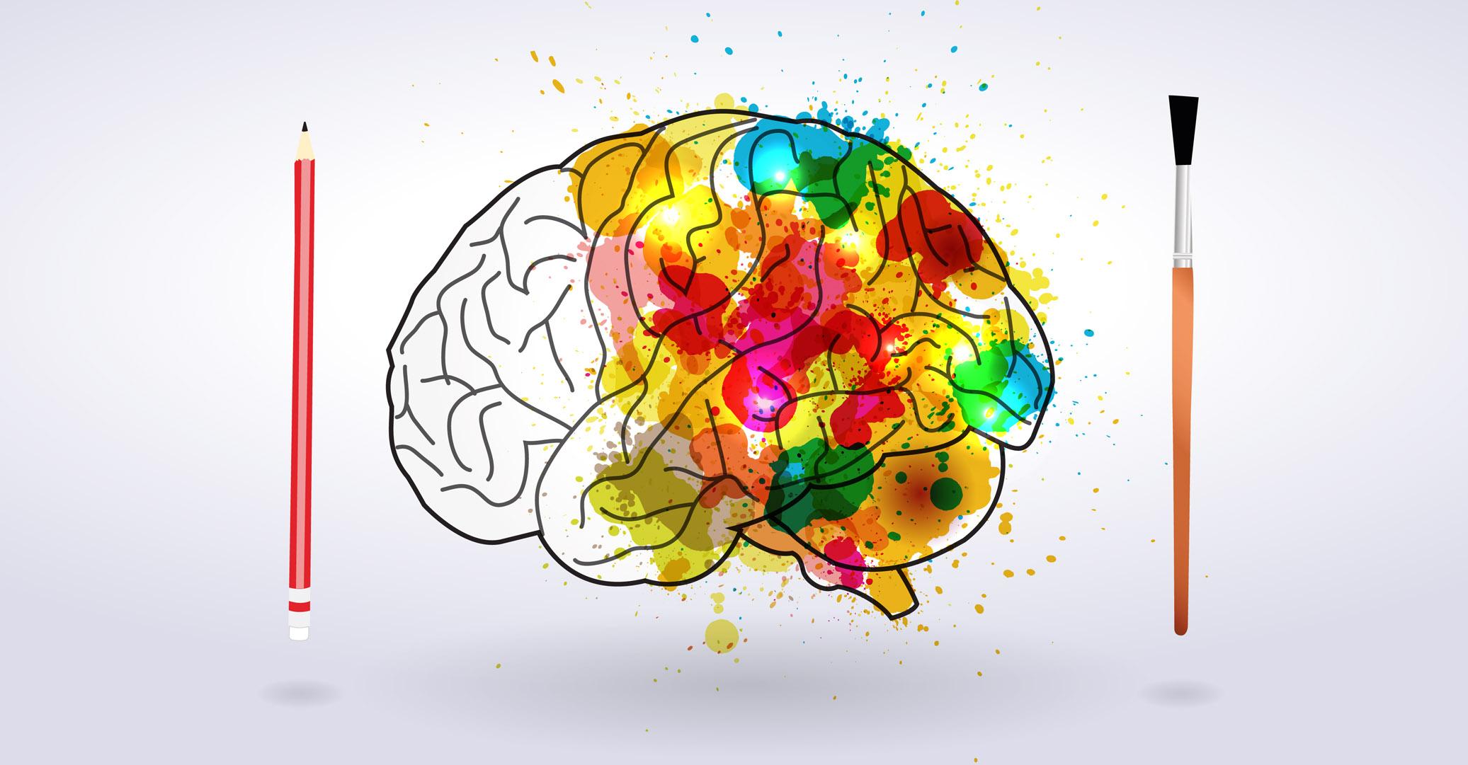 Superare dolore e paura con la creatività