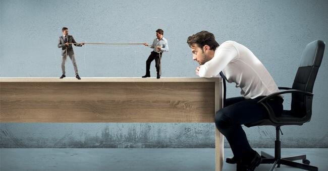 Stanca di litigare con il tuo compagno, i parenti, gli amici? Come smettere