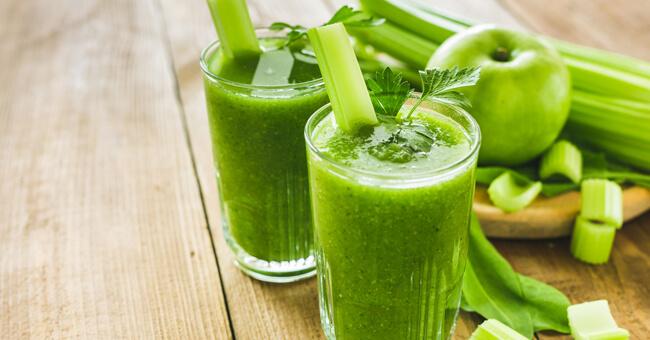 Sedano e cumino: l'aperitivo della salute