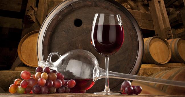 Tutti i benefici del vino (rosso)