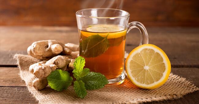 tè allo zenzero e cumino per perdere peso