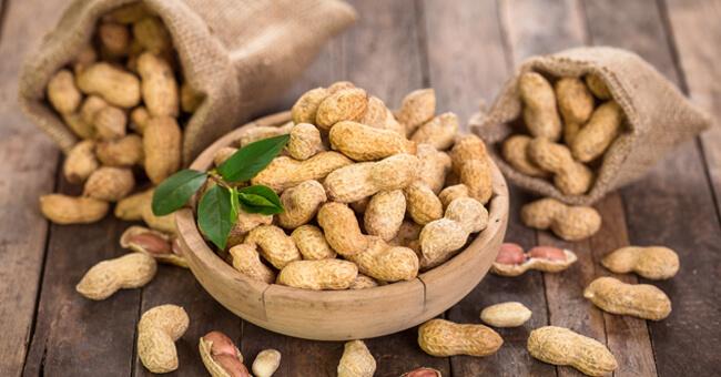 Risultati immagini per arachidi