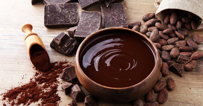 Scopri tutte le qualità del cioccolato extrafondente
