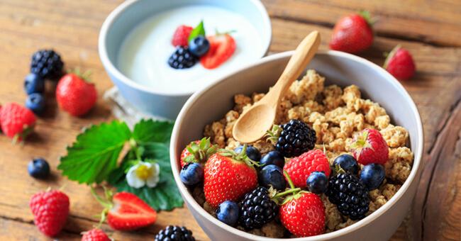 Cereali a colazione: ecco come sceglierli bene