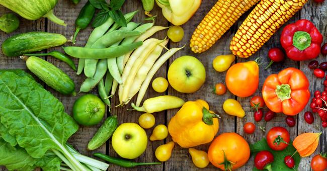 Ecco le fibre e le vitamine che ti servono adesso!