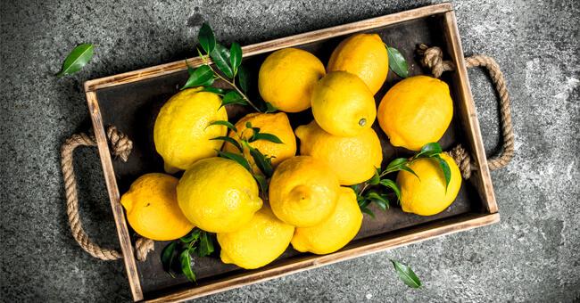 Limone: scopri tutte le proprietà e i benefici