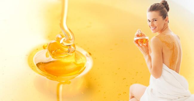 Miele: ecco gli usi cosmetici per la bellezza della pelle