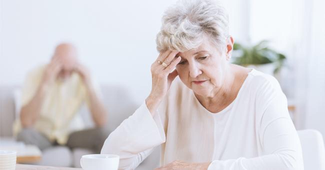 Alzheimer: dalla parte dei familiari di chi soffre - Riza.it