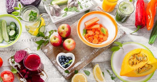 settimana detox dieta integratori per la pulizia del fegato e della cistifellea