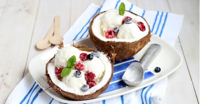 Gelato proteico: stimola il metabolismo ed è ricco di fibre