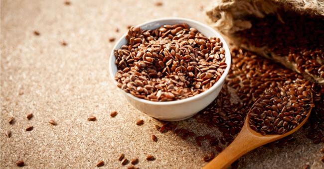Semi di lino proprietà, benefici. Scopri l'uso dell'olio di semi ...