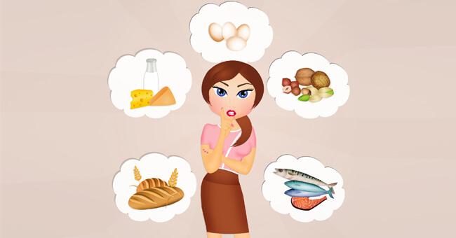 Intolleranze alimentari, contrastale coi rimedi naturali