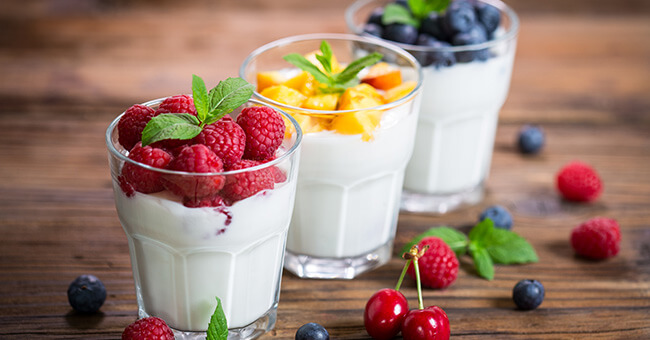 Uno yogurt al giorno mette in salvo l'intestino