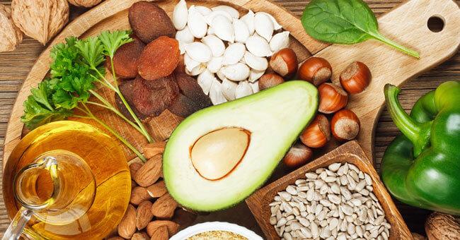 Vitamina E: cura la pelle e rigenera le cellule