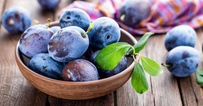 rimedio alle prugne per perdere peso