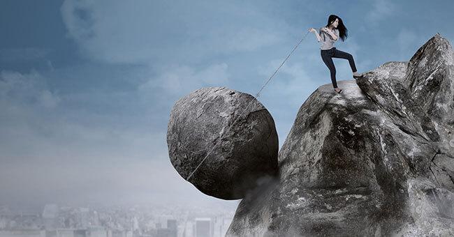 Sforzi inutili: eliminali e dici addio al panico