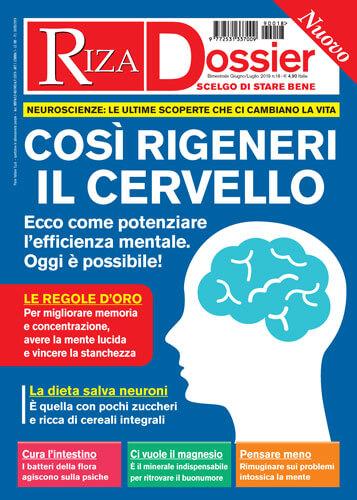 rivista Riza Dossier