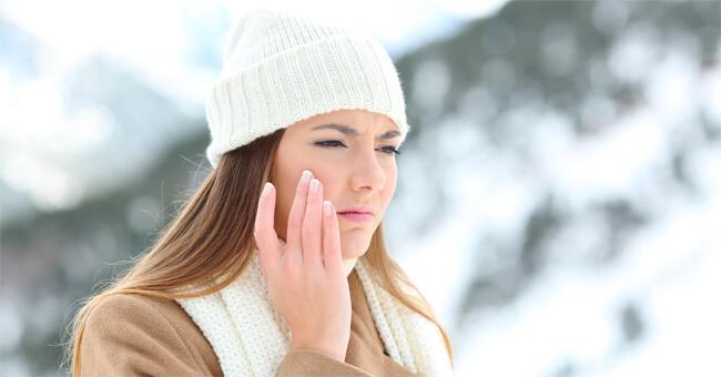 Pelle arrossata? Ti aiutano i frutti invernali