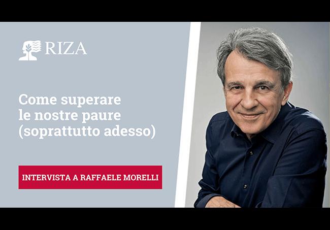 L'intervista a Raffaele Morelli