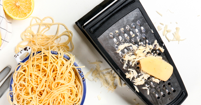 Spaghetti al limone e parmigiano anti sovrappeso