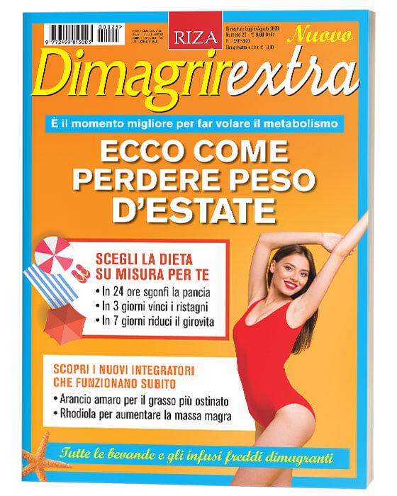 rivista Dimagrire Extra