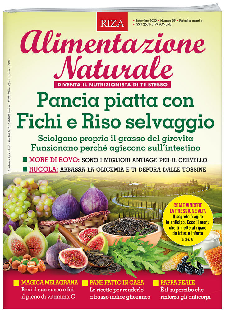 rivista Alimentazione Naturale