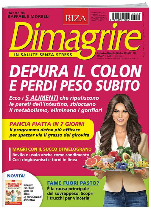 rivista Dimagrire
