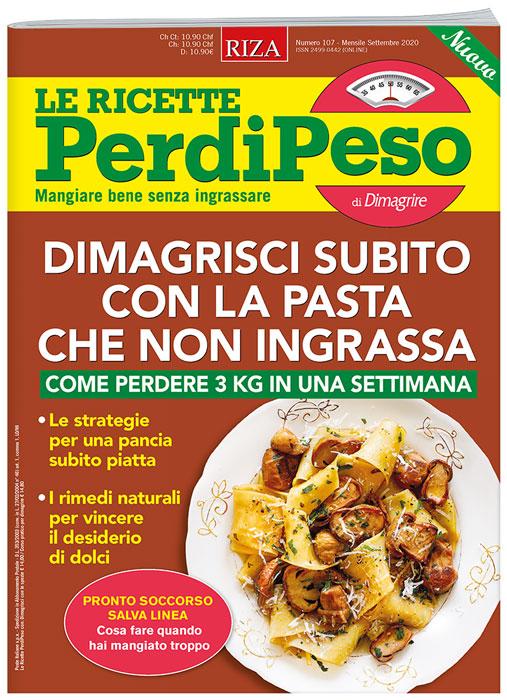 rivista Le Ricette PerdiPeso