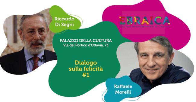 Ebraica Festival 2020: l'intervento di Raffaele Morelli