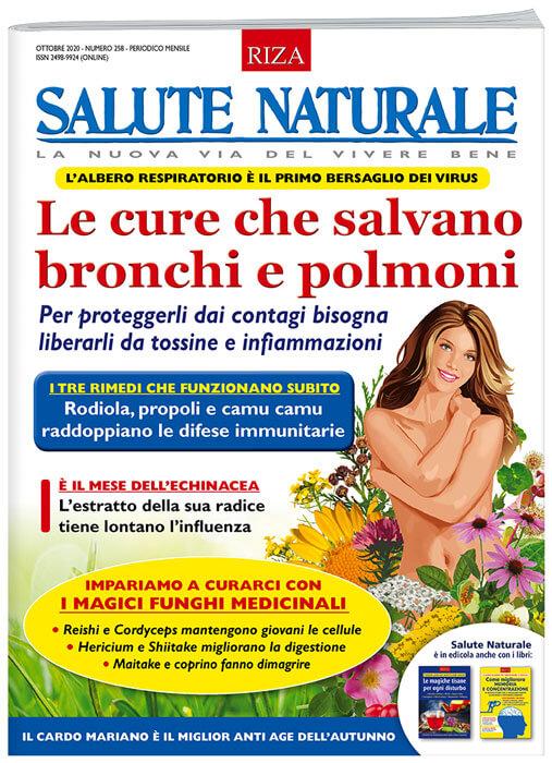 rivista Salute Naturale