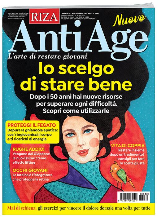 rivista RIZA AntiAge