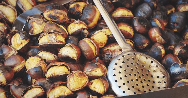 Castagne: valori nutrizionali, proprietà e benefici
