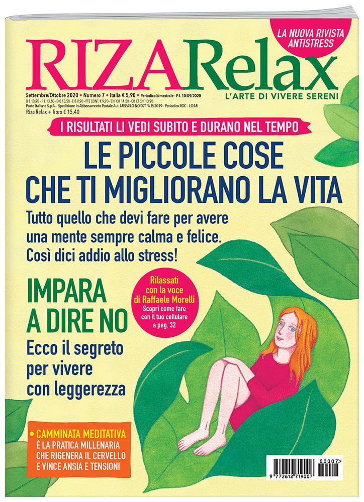 rivista Riza Relax