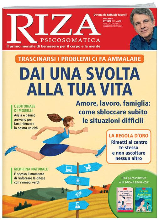 rivista Riza Psicosomatica