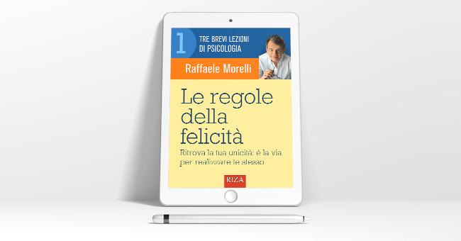 In regalo per te un eBook: Le regole della felicità