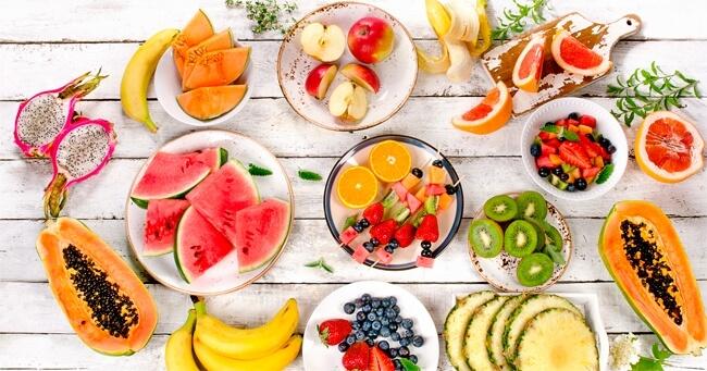 Addio ai ristagni col mix di frutta e ortaggi