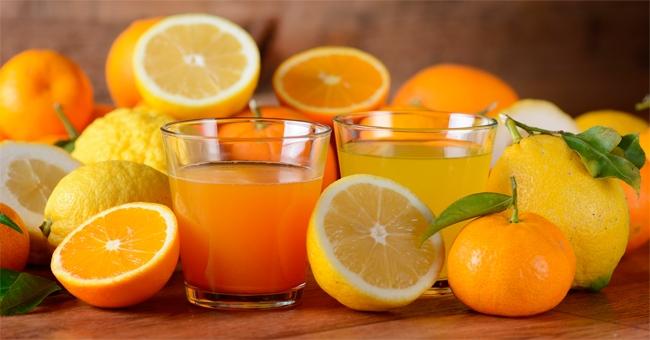Agrumi, tante virtù oltre alla vitamina C