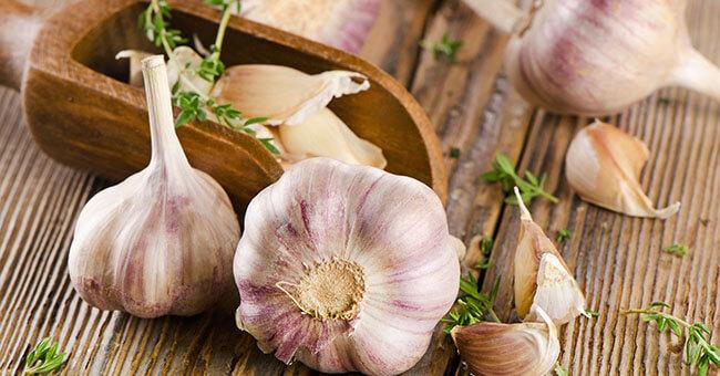 Alla scoperta delle virtù dell'aglio