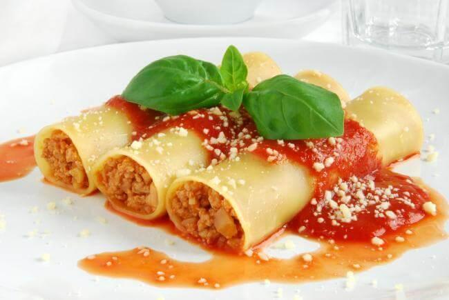 Cannelloni vegetariani di soia: sapore e salute in una ricetta!