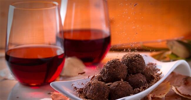 Cioccolato e vino rosso, amici dell'intestino