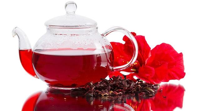 come bere il tè di ibisco per perdere peso