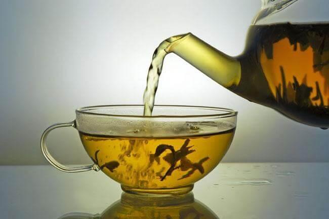 Col  thè verde accumuli meno grassi