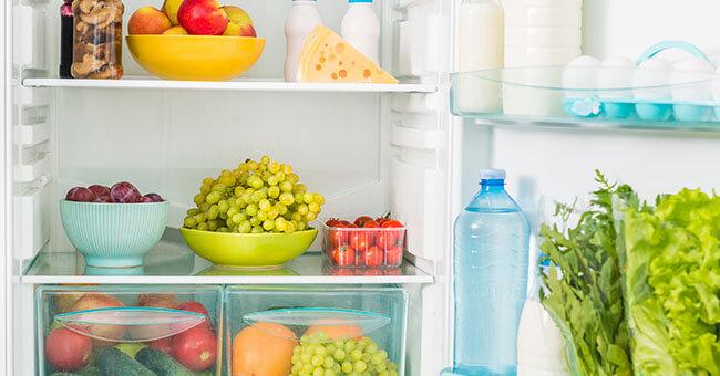come conservare gli alimenti: materiali e contenitori idonei, fuori