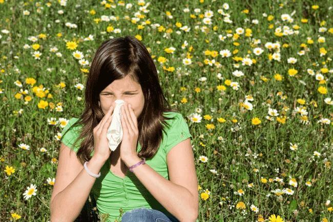 Come proteggere i bambini dall'allergia di primavera