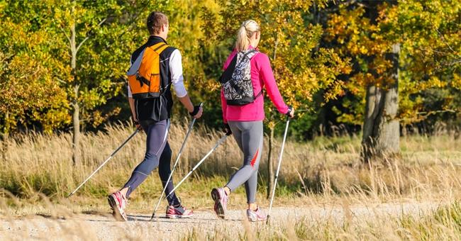 Con il Nordic Walking dimagrisci più in fretta!