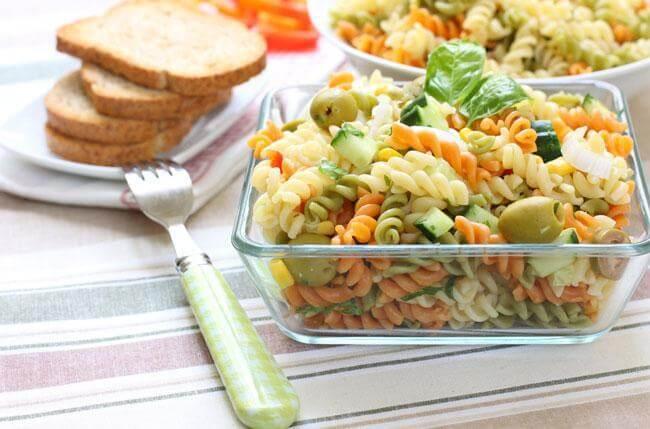 perdere peso mangiando insalata
